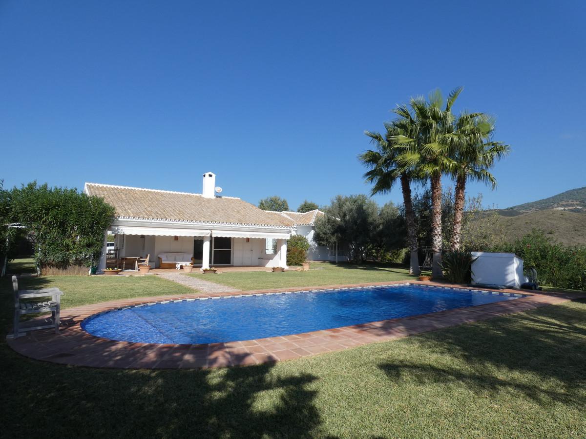 Villa Finca Mijas Málaga Costa del Sol R3751780