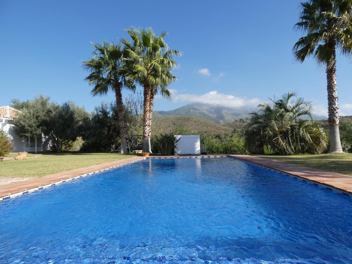 Villa Finca Mijas Málaga Costa del Sol R3751780 2