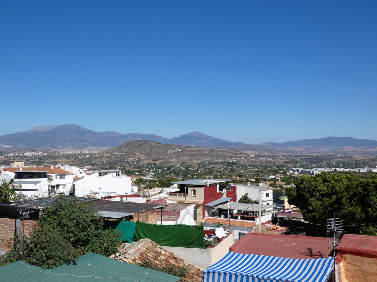 3 Bedroom Terraced Townhouse For Sale Alhaurín el Grande