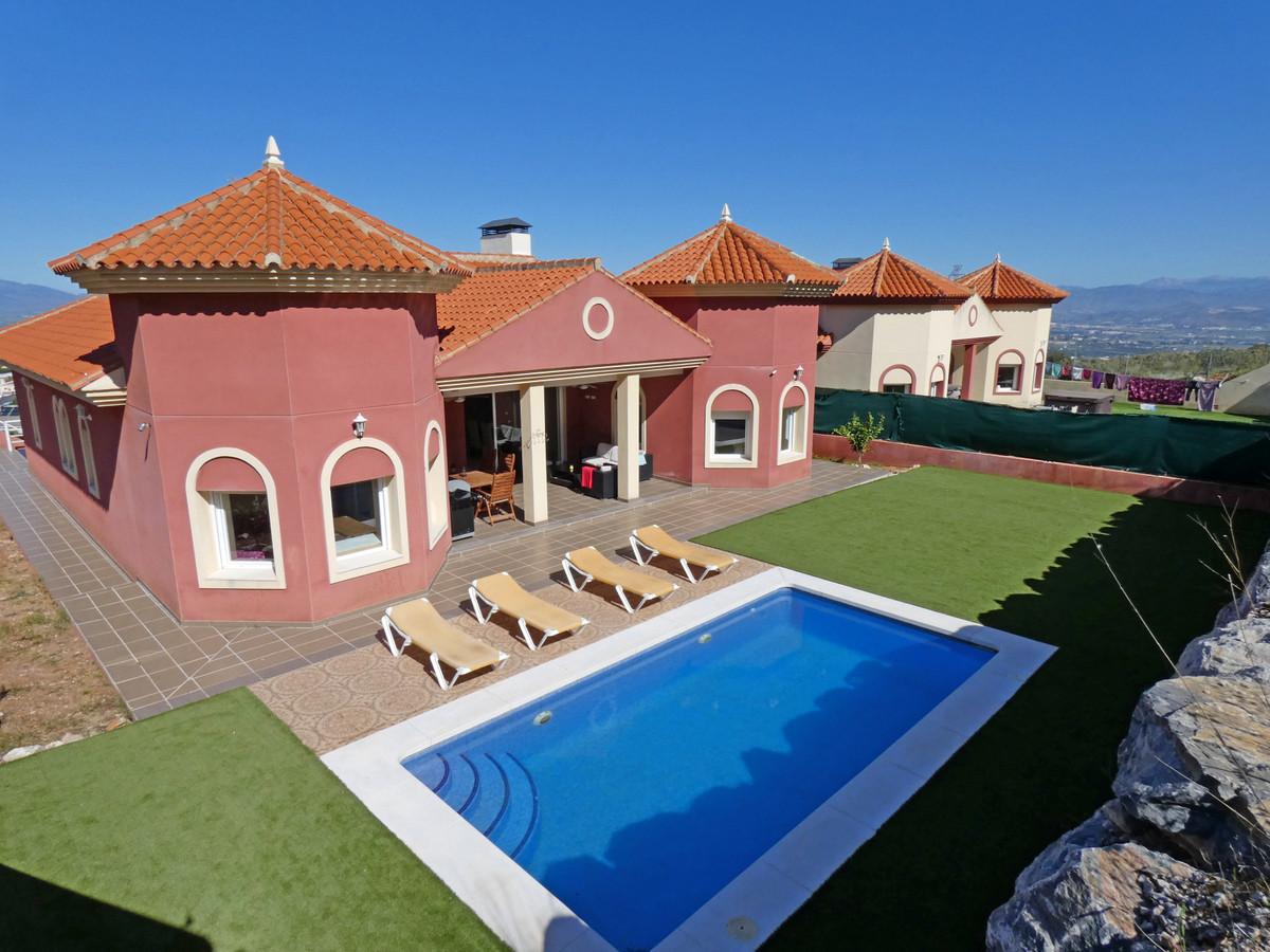 4 bedroom villa for sale alhaurin de la torre