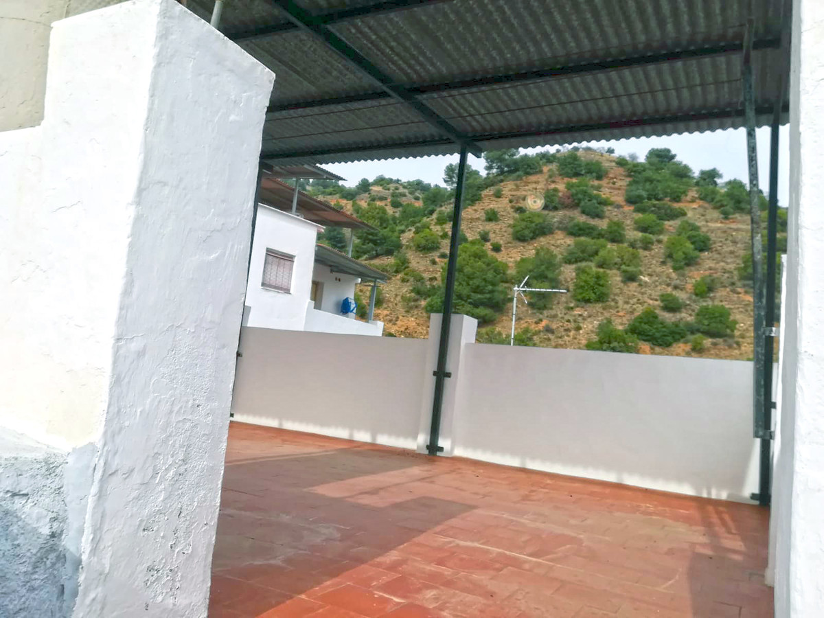 Nice town house on the edge of the village in a fantastic location, with views of the mountain, and ,Spain