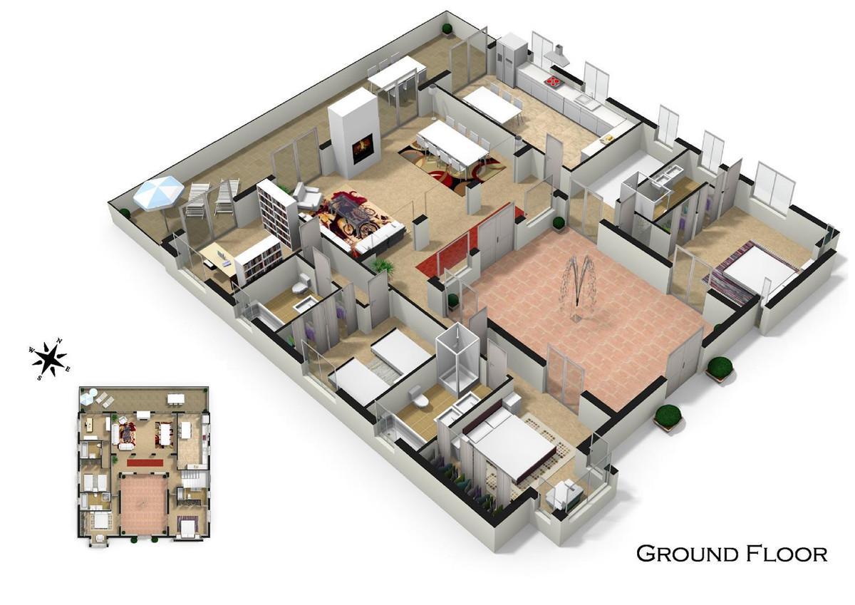 House en Alhaurín el Grande R2702594 30