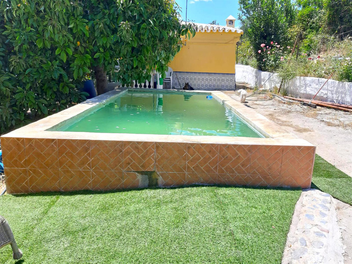 Beautiful country home located in a quiet area between Coin and Tolox. The property has more than 6,,Spain