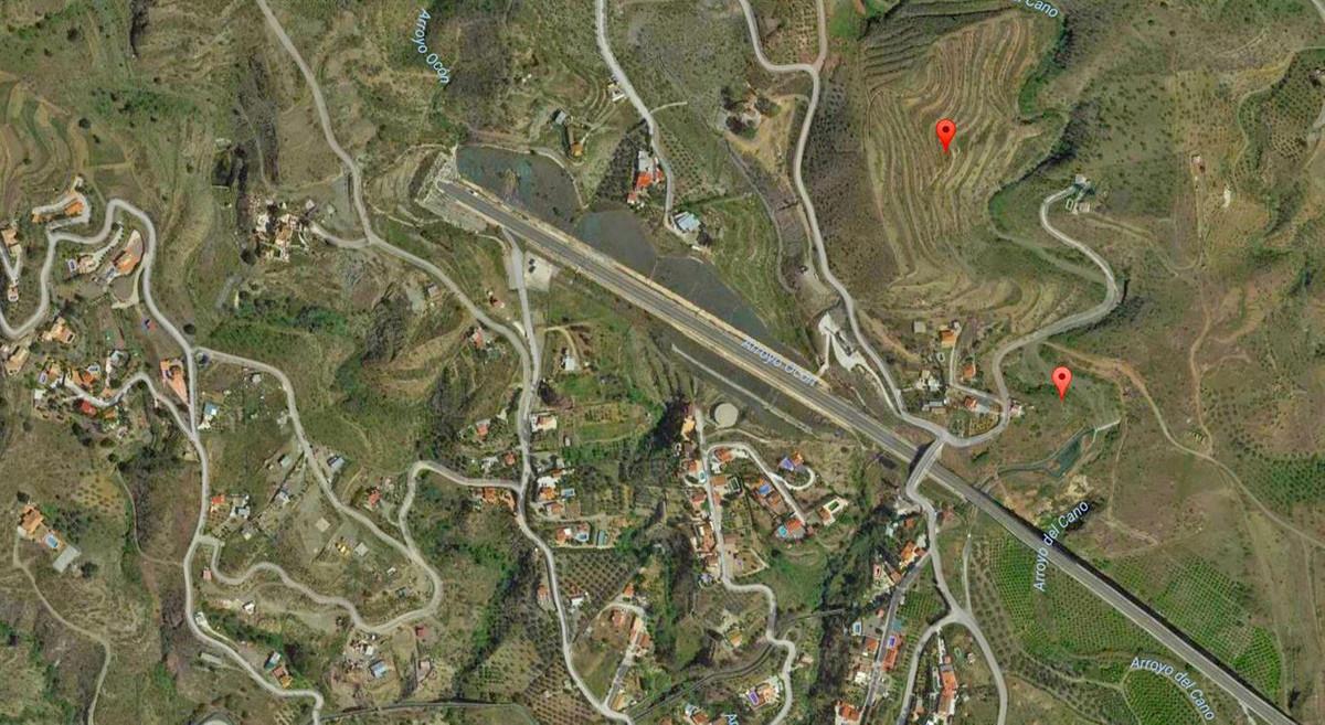 66,995m² rustic plot in Cartama Estacion. The land has no water or electricity.,Spain