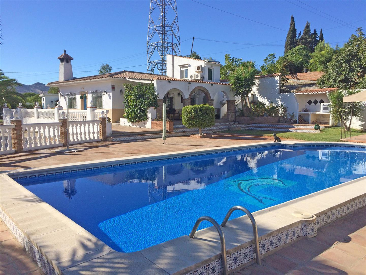 Villa  Finca en vente   à Estacion de Cartama