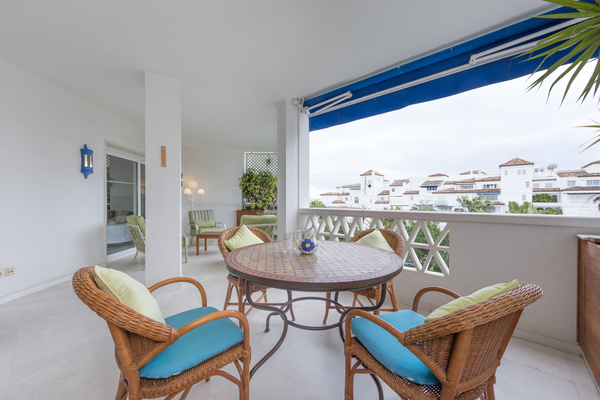 Middle Floor Apartment in Puerto Banús R3366838