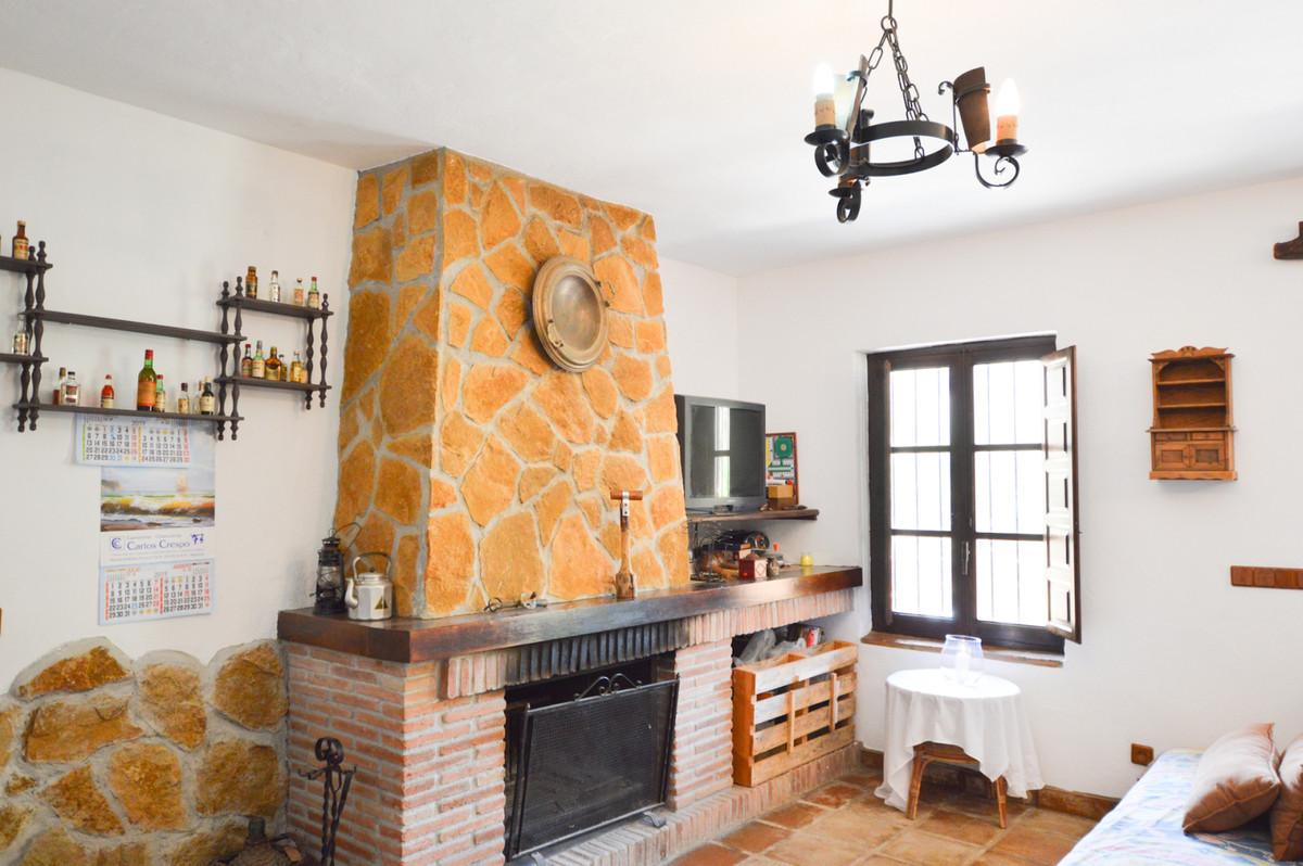 Beautiful rustic Finca in the Montes de Malaga. The Montes de Malaga are a mountain range located ju,Spain