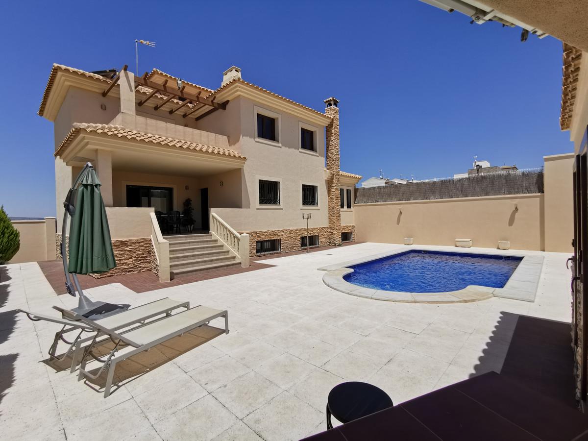 MAGNIFICENT DETACHED VILLA IN CUESTA DE LA PALMA - LOJA (GRANADA)  Magnificent independent villa wit,Spain