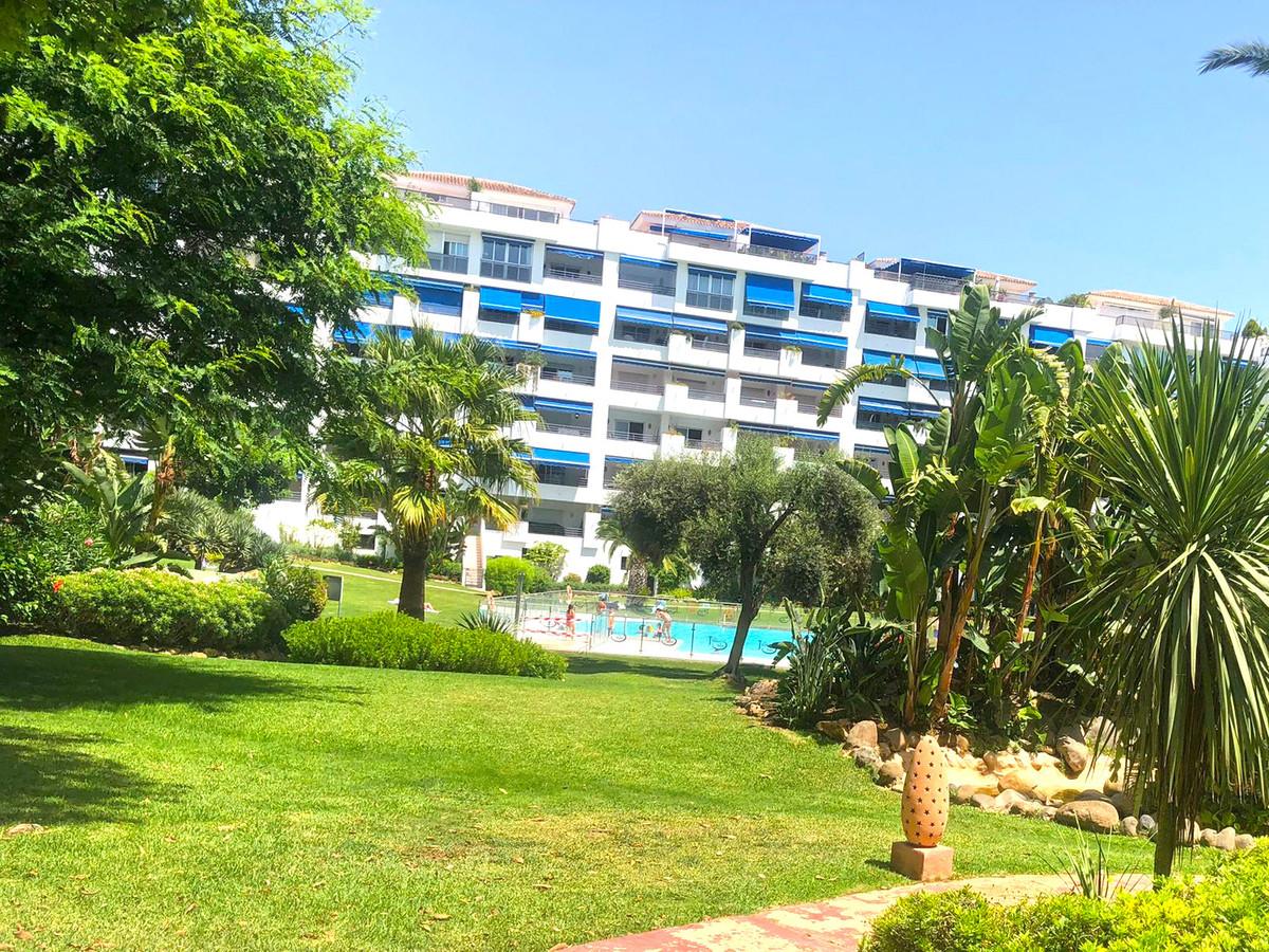 Ground Floor Studio, Marbella, Costa del Sol. Built 50 m², Terrace 10 m².  Setting : Beachside, Clos,Spain