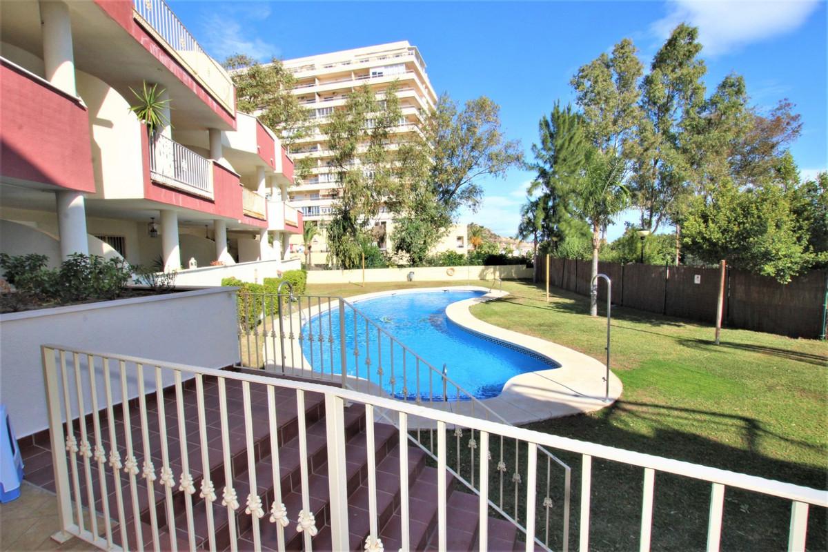 Ground Floor Apartment for sale in Torrequebrada
