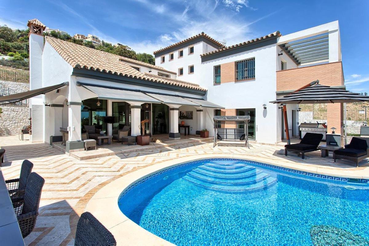 Villa i Benalmadena Costa R2675978