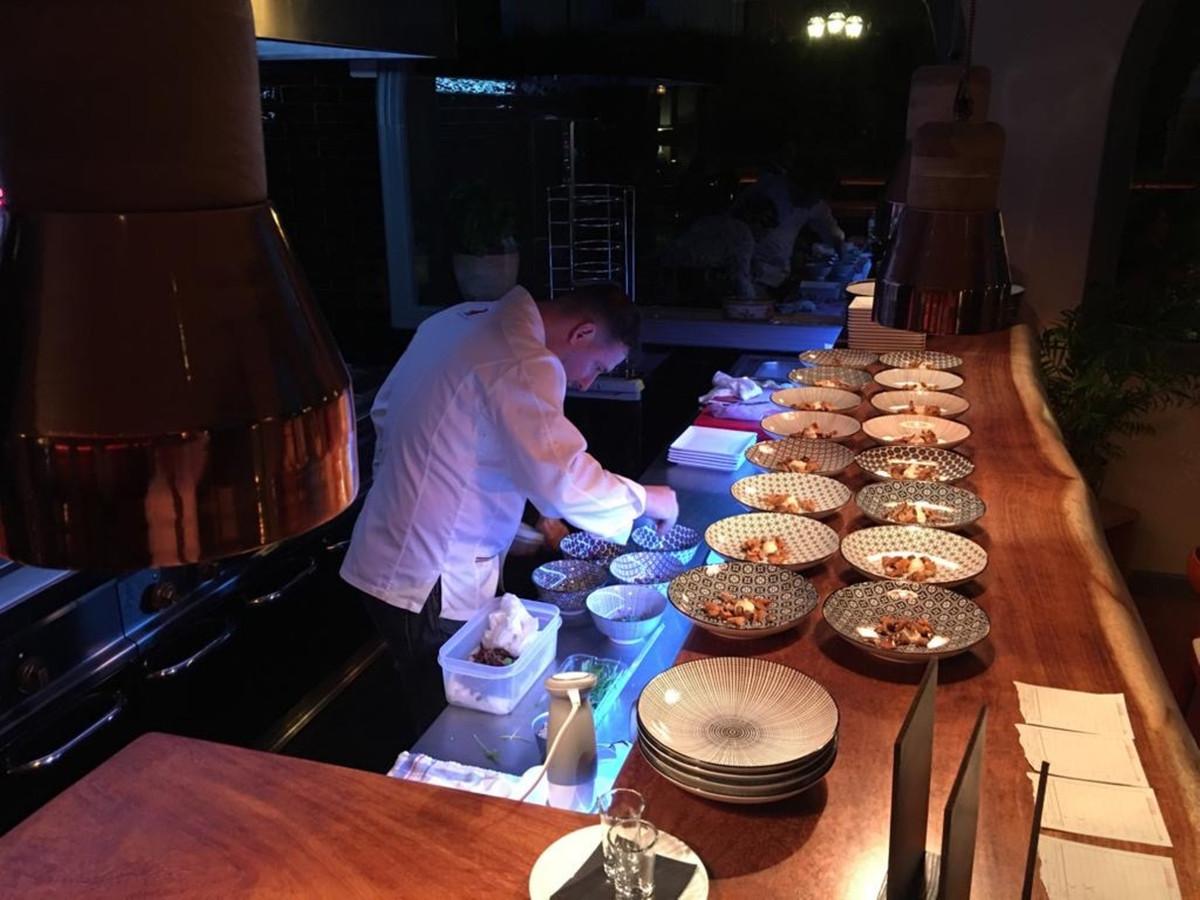 Restaurant Til salgs i Estepona R3524980