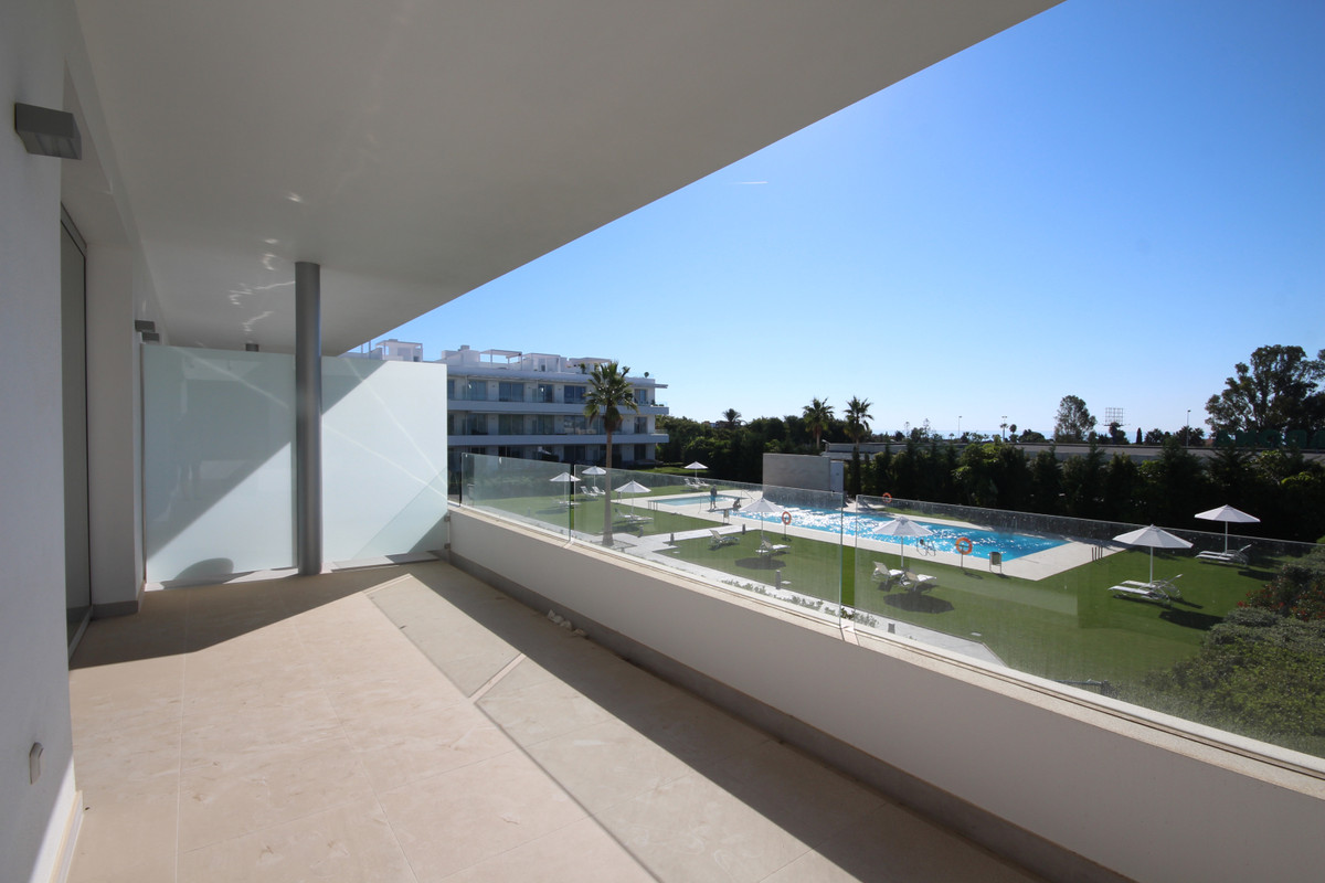 RENTED OUT! New development just built this year in Bel Air, Cancelada. This apartment has 4 bedroom,Spain