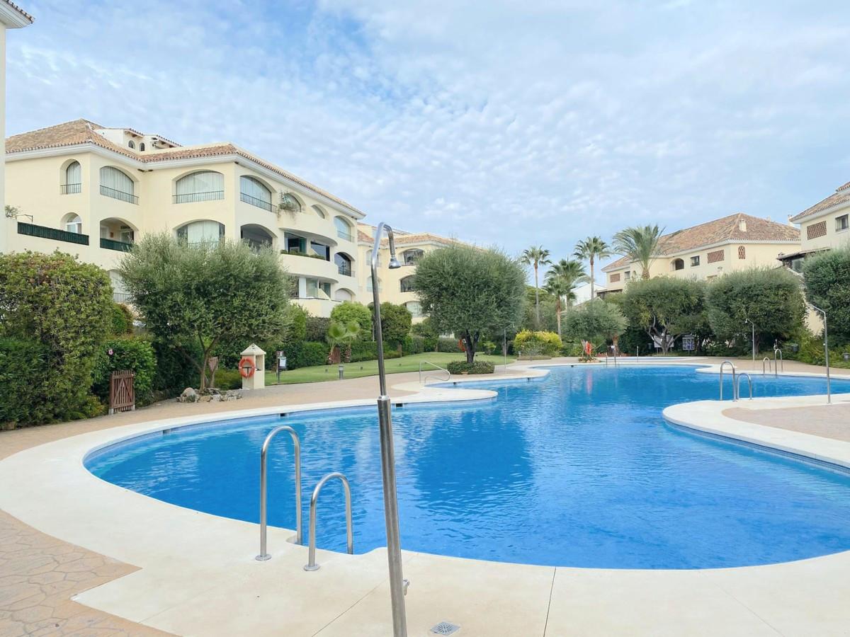 Appartement  Rez-de-chaussée en location  à Bahía de Marbella