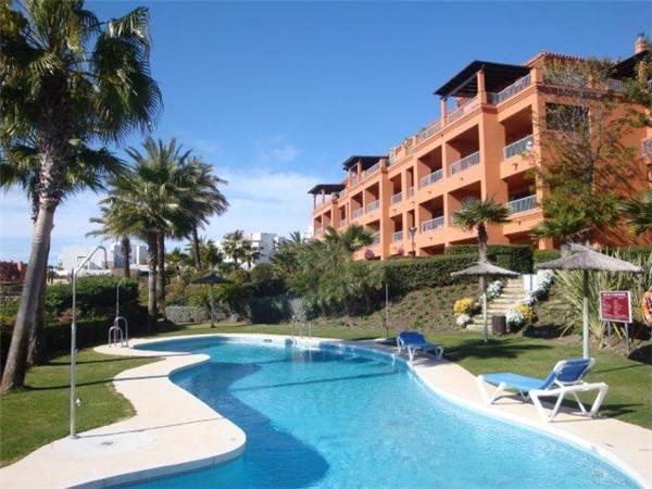 Beautiful apartment in a unique area, Los Flamingos. The apartment has unbeatable views, panoramic g,Spain
