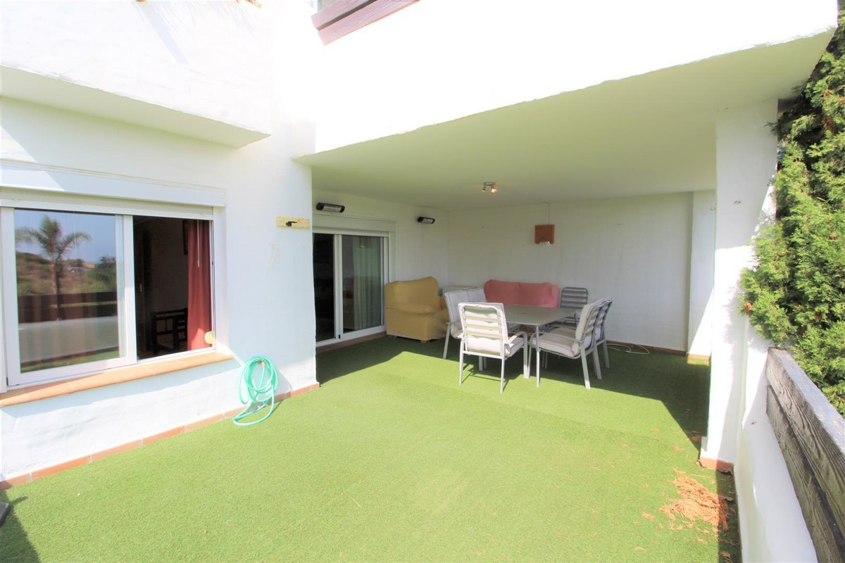 Ground Floor Apartment, New Golden Mile, Costa del Sol. 3 Bedrooms, 2 Bathrooms, Built 142 m², Terra,Spain