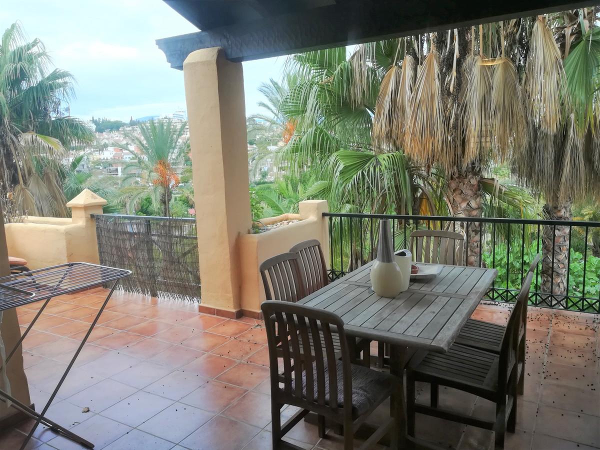Located in the exclusive urbanization El Campanario, this 2 bedroom, 2 bathroom apartment offers spa,Spain
