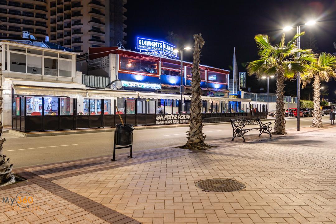 Beach Bar for sale in Fuengirola R3334327