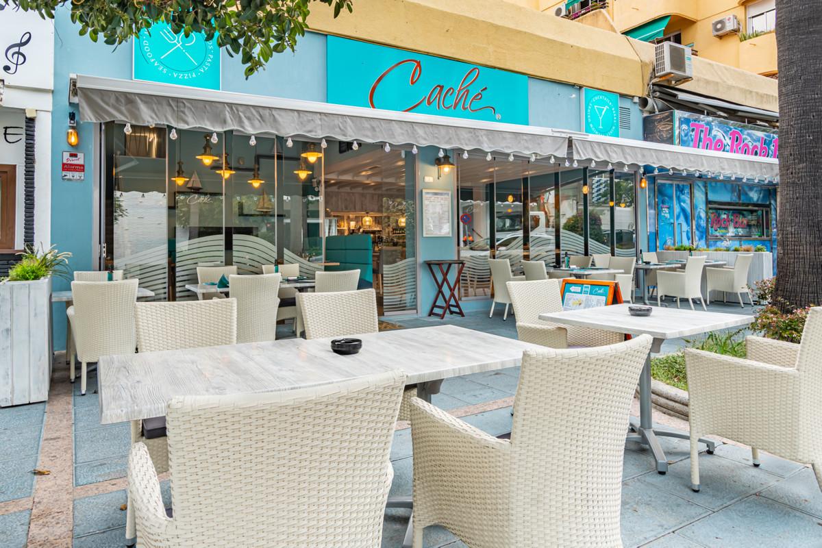 Restaurant for sale in Marbella R3509605