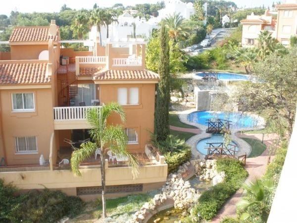 Tvangssalg Leilighet til salgs Marbella Malaga Costa Del Sol Spania Pris Nu: 200.000 €