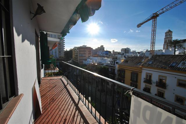 Tvangssalg penthouse leilighet Marbella Costa Del Sol Spania Pris NU: € 204,000