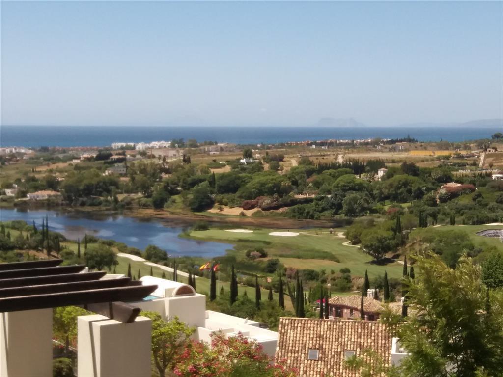 Views and location. Amazing panoramic views (Sea-Gibraltar-Villa Padierna- Golf Los Flamingos-countr,Spain
