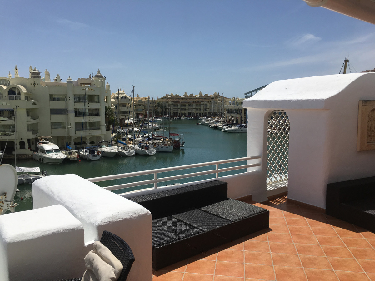 Apartment for sale in Plaza de Goleta s / n, Solymar-Puerto Marina, Benalmadena. Incredible apartmen,Spain