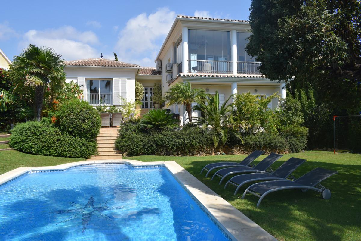 Villa 7 Dormitorios en Venta Mijas Costa