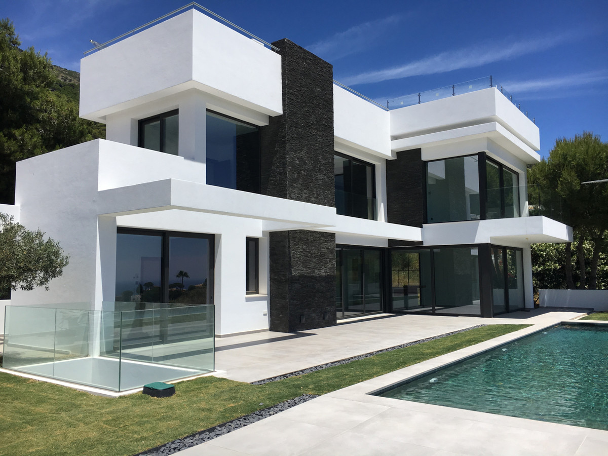 Exclusive project in the Mijas area Buena Vista. Luxurious design. Excellent quality from assembly t,Spain