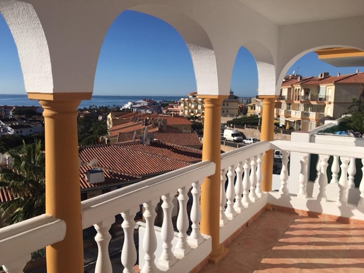Fantastic views! El Faro Mijas-costa, 2 bedroom apartment located in quiet urbanization with a south,Spain