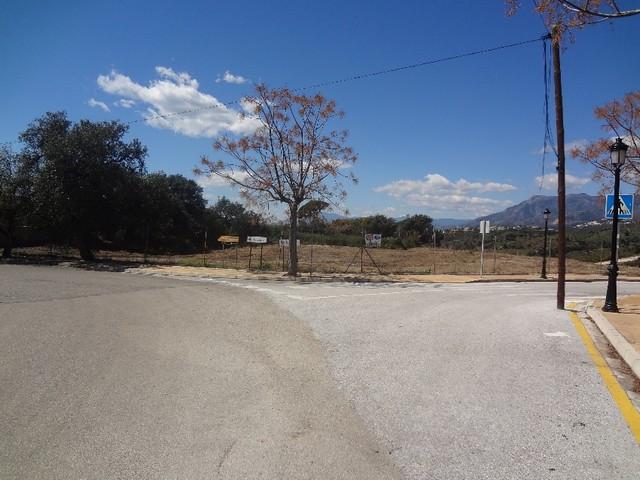 Terreno Urbano en Elviria
