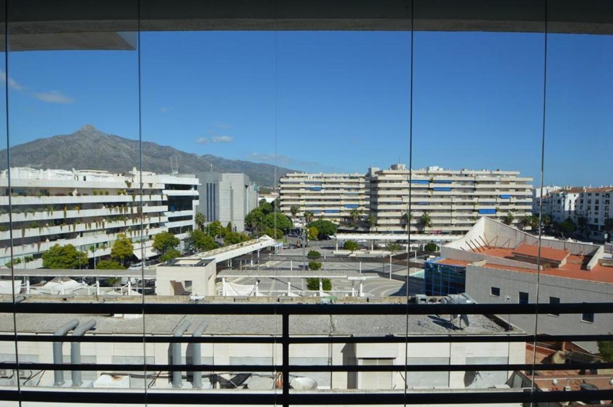 Puerto Banus, Terrazas de Banus, duplex penthouse with mountain views and partial sea views from the,Spain