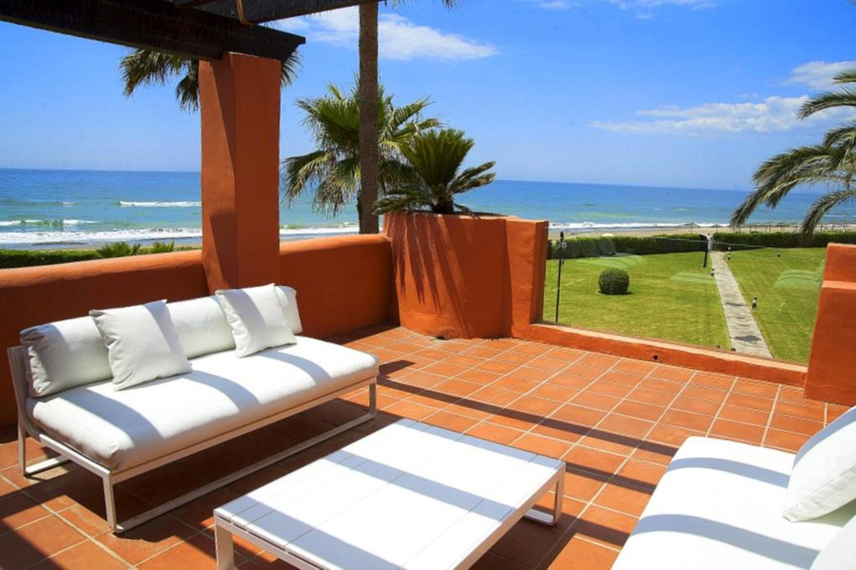 Квартира - Los Monteros