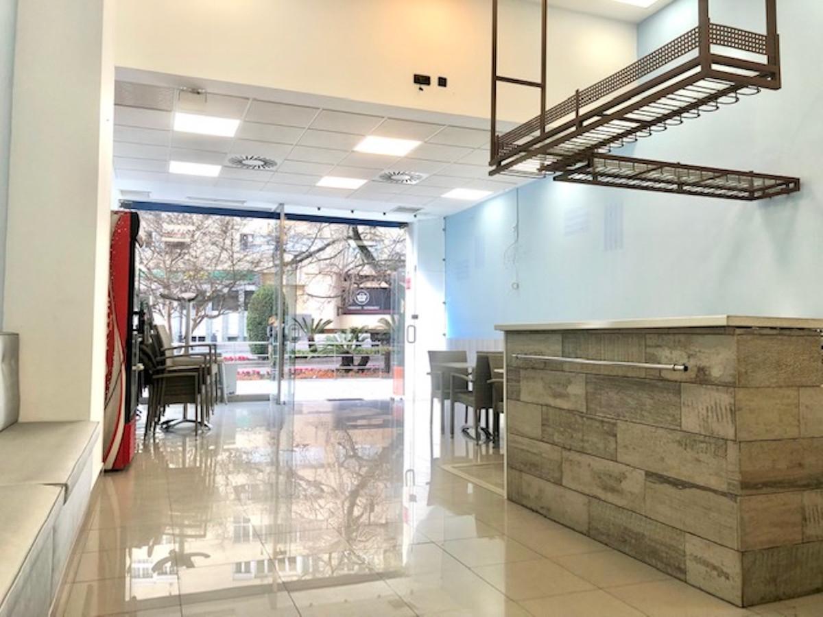 Commercial  Restaurant for rent  in Marbella