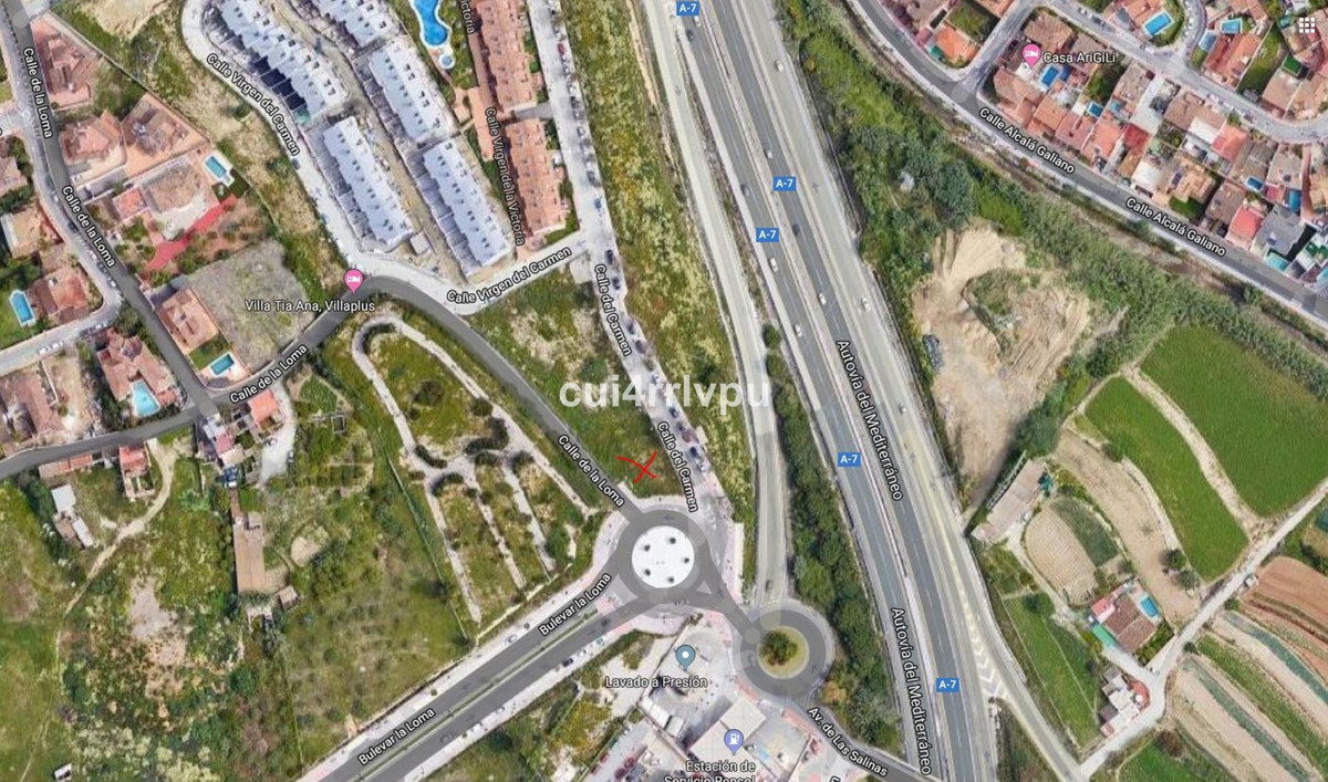 Plot in Fuengirola R3554716 3