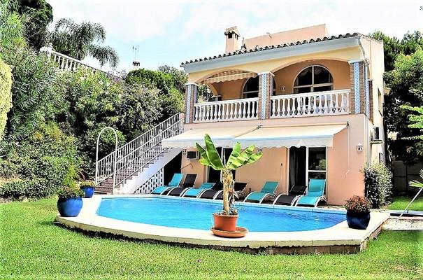 Ref:R3236059 Villa - Detached For Sale in Calahonda