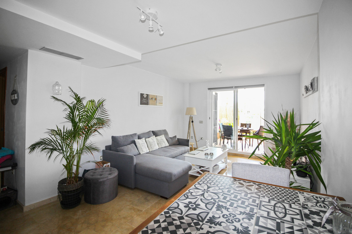 Apartment Ground Floor Manilva Málaga Costa del Sol R3913966