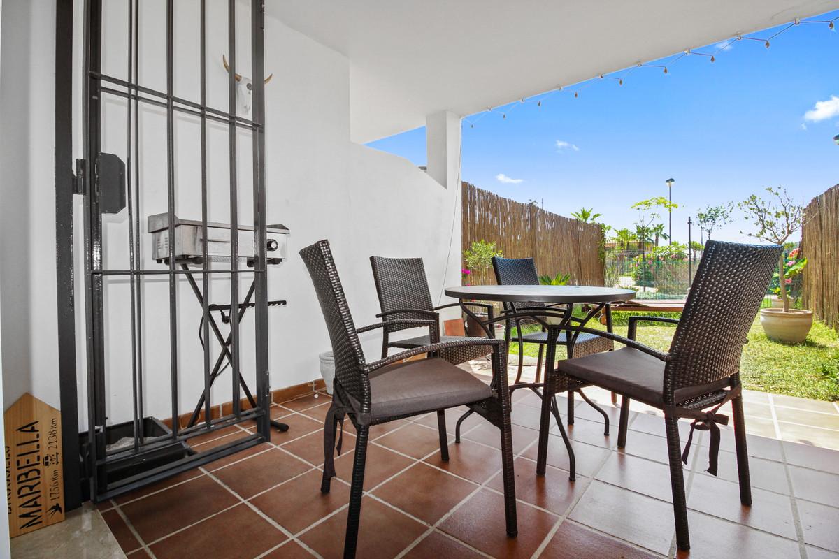 Apartment Ground Floor Manilva Málaga Costa del Sol R3913966 3