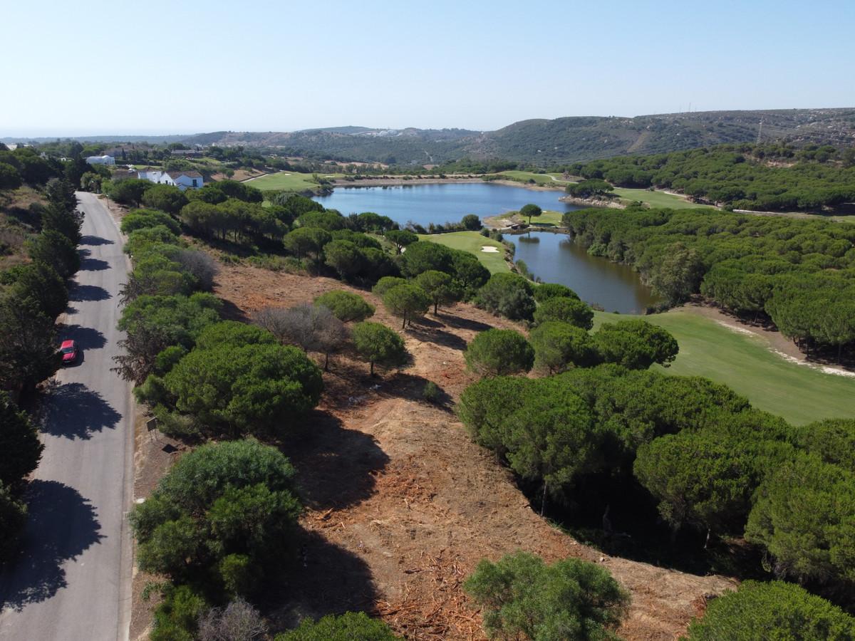 Front line golf plot in prestigous in Almenara Golf, Sotogrande Alto to build a single villa of 1116,Spain