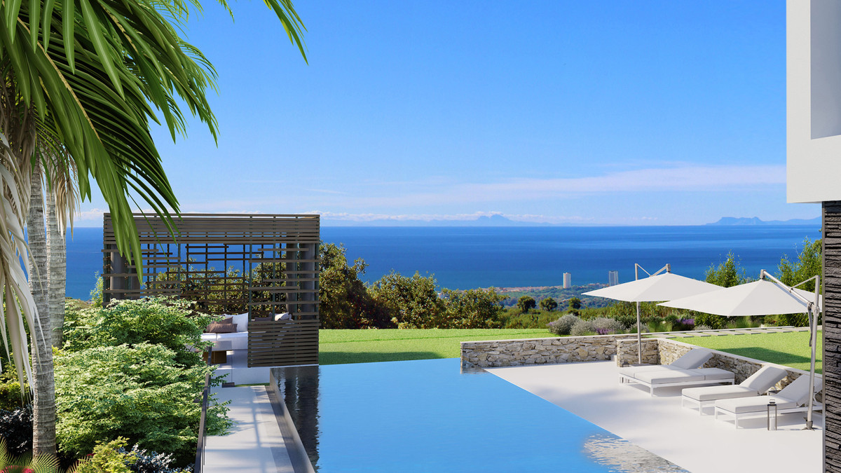 Detached Villa Marbella