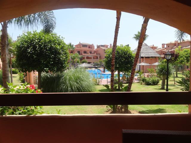 Apartment Ground Floor in Hacienda del Sol, Costa del Sol