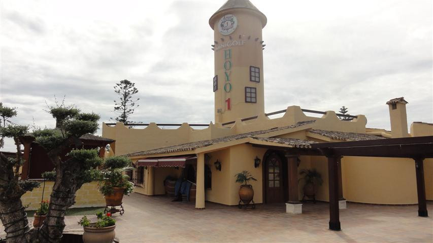 A well situated restaurant is a real landmark in the urbanisation of El Saladillo with fully functio,Spain