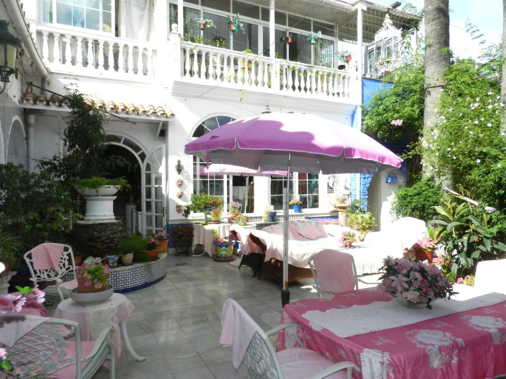 Old Restaurant converted in Private Villa (FANTASTIC LOCATION!!!!!) Detached Villa, Nueva Andalucia,,Spain