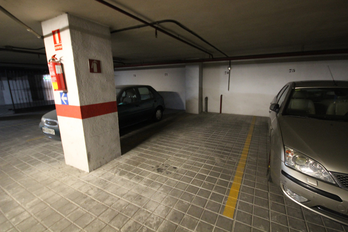Garage spot located in the center of Marbella hardly 300m from the beach Located in Ramon Gomez de l,Spain