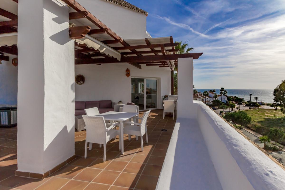 Appartement  Penthouse en location  à Bahía de Marbella
