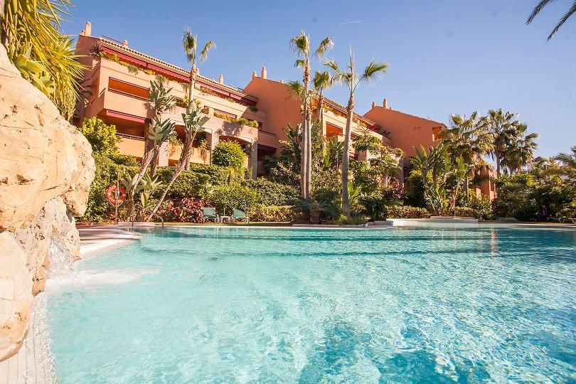 Penthouse for sale in Bahía de Marbella R130029