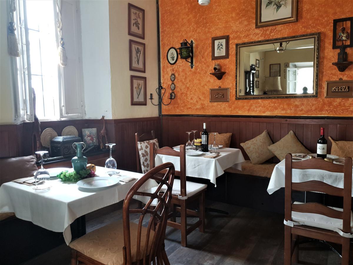 2 Dormitorio Restaurante Comercial En Venta Mijas