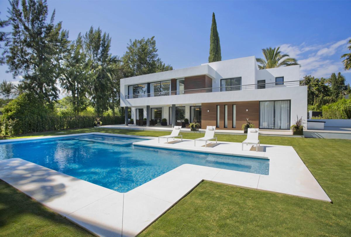 Villa Individuelle à Nueva Andalucía, Costa del Sol
