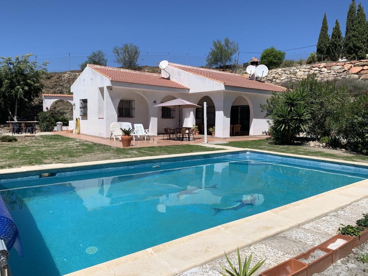 Opportunity! Beautful Finca, 3 beds ,2 baths big living etc,10 minutes away from El Sexmo Cartama, 2,Spain