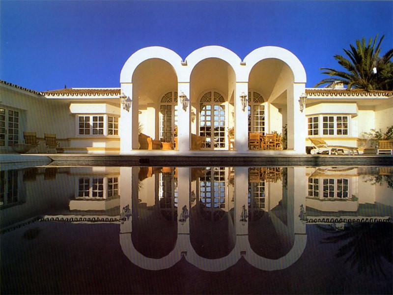 Freistehende Villa in Hacienda Las Chapas R2275765